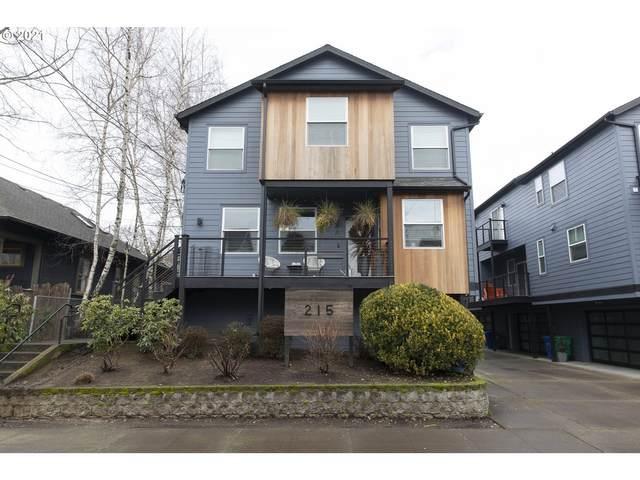 215 NE Ivy St B, Portland, OR 97212 (MLS #21039109) :: Song Real Estate