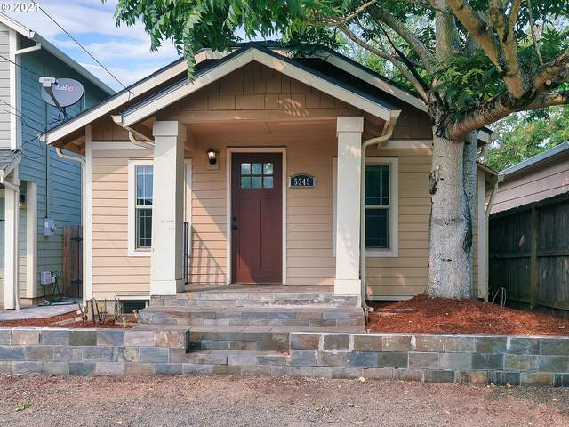 5349 SE Lambert St, Portland, OR 97206 (MLS #21039259) :: Next Home Realty Connection