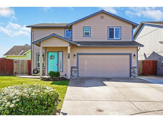 2859 Hancock Ct, Albany, OR 97321 (MLS #21039490) :: Tim Shannon Realty, Inc.