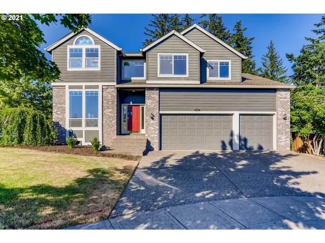 15820 SW Kittiwake Ct, Beaverton, OR 97007 (MLS #21039503) :: Change Realty