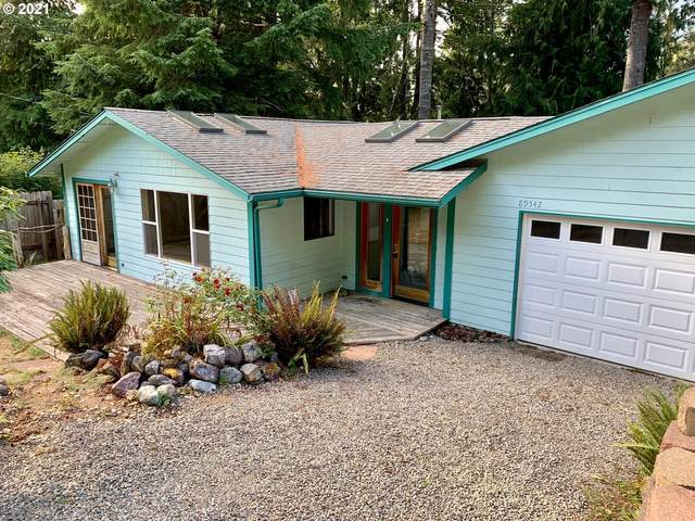 89542 Shore Crest Dr, Florence, OR 97439 (MLS #21039543) :: Tim Shannon Realty, Inc.