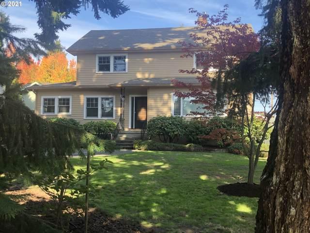 1735 SE Nehalem St, Portland, OR 97202 (MLS #21039743) :: Real Estate by Wesley