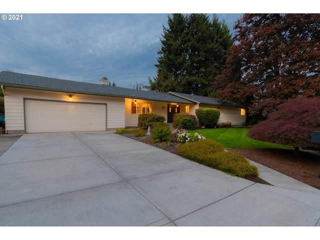 2704 NE 113TH St, Vancouver, WA 98686 (MLS #21039916) :: Brantley Christianson Real Estate