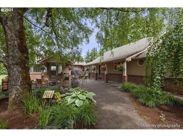 32131 NE Wand Rd, Troutdale, OR 97060 (MLS #21039968) :: Keller Williams Portland Central