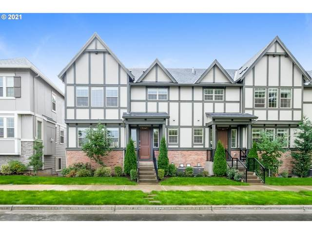 15256 NW Marianna St, Portland, OR 97229 (MLS #21039982) :: Next Home Realty Connection
