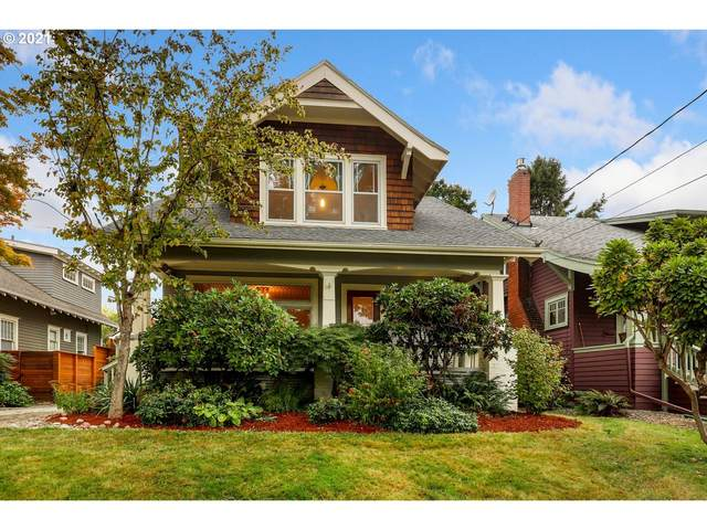 2325 NE 43RD Ave, Portland, OR 97213 (MLS #21040219) :: Townsend Jarvis Group Real Estate