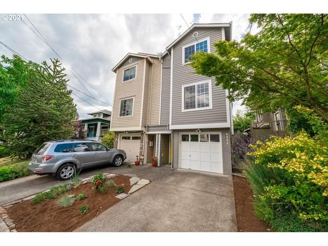 8113 SE 16TH Ave, Portland, OR 97202 (MLS #21040299) :: McKillion Real Estate Group