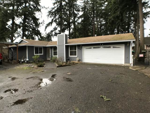 2929 SE 133RD Ave, Portland, OR 97236 (MLS #21040384) :: Premiere Property Group LLC