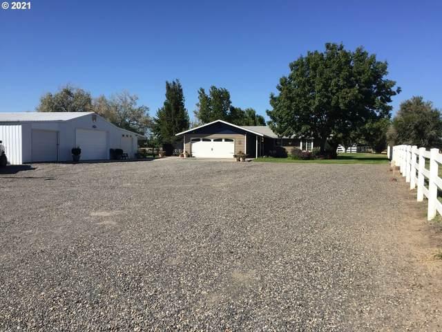 80191 Rayton Ln, Hermiston, OR 97838 (MLS #21040758) :: Premiere Property Group LLC