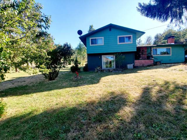 228 Booth Ranch Rd, Myrtle Creek, OR 97457 (MLS #21040830) :: Premiere Property Group LLC