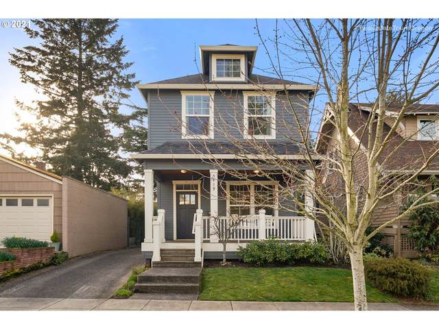 5419 NE 36TH Ave, Portland, OR 97211 (MLS #21041046) :: Gustavo Group