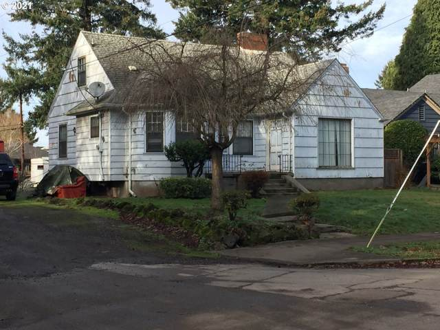 5445 SE 44TH Ave, Portland, OR 97206 (MLS #21041306) :: Next Home Realty Connection