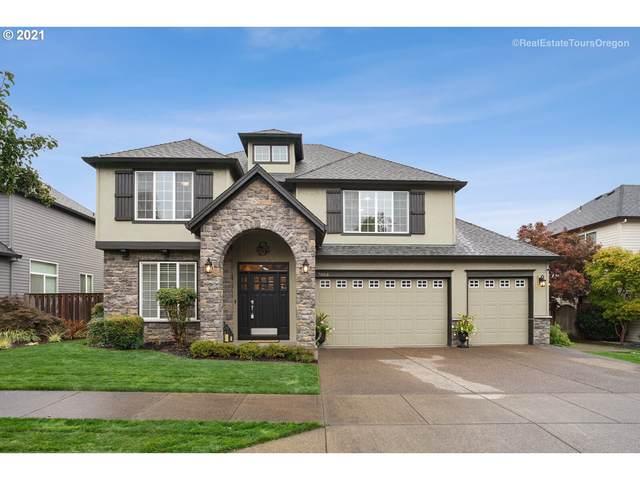 7083 SW Iron Horse St, Wilsonville, OR 97070 (MLS #21041367) :: Oregon Farm & Home Brokers