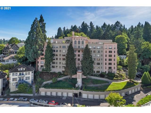 2336 SW Osage St #305, Portland, OR 97205 (MLS #21041379) :: Song Real Estate