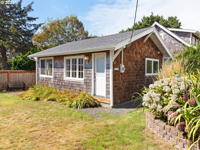 462 S Hemlock St, Cannon Beach, OR 97110 (MLS #21041466) :: Townsend Jarvis Group Real Estate