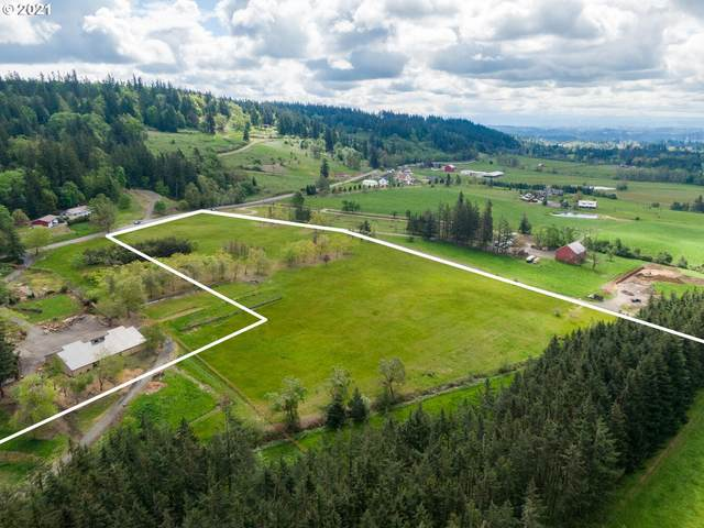 0 SW Mountain Rd, West Linn, OR 97068 (MLS #21041676) :: The Haas Real Estate Team