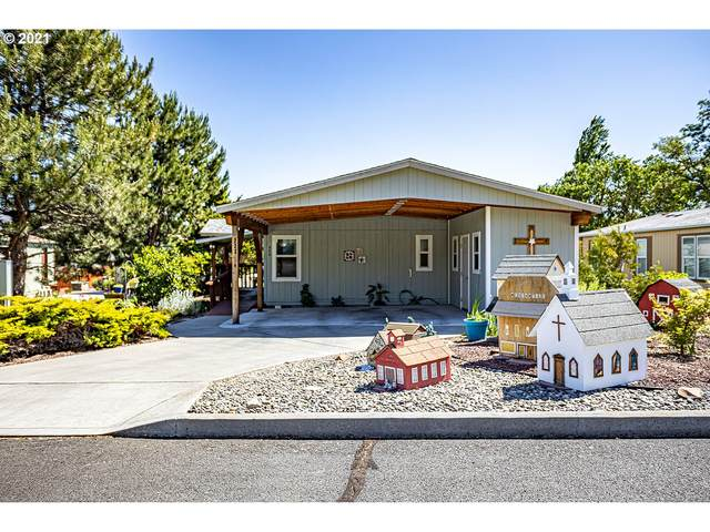 950 Pomona St #222, The Dalles, OR 97058 (MLS #21041976) :: RE/MAX Integrity