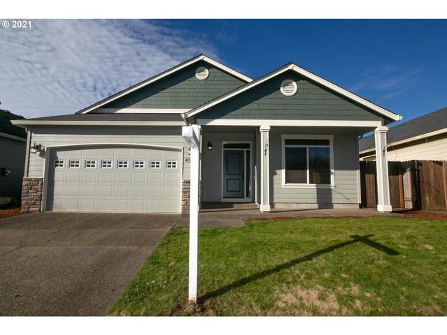 4549 Kurth Ave, Hubbard, OR 97032 (MLS #21042369) :: Real Tour Property Group