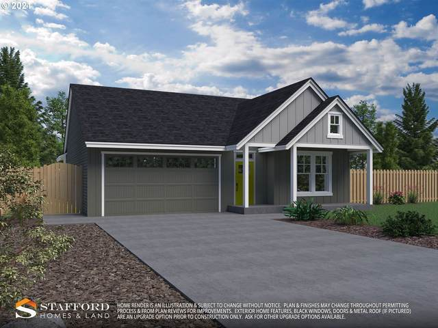 1550 Sunflower St, Woodburn, OR 97071 (MLS #21042517) :: Premiere Property Group LLC