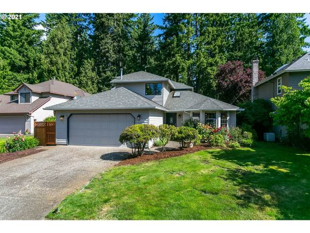 10823 SW Dover Ct, Tigard, OR 97224 (MLS #21042596) :: Next Home Realty Connection
