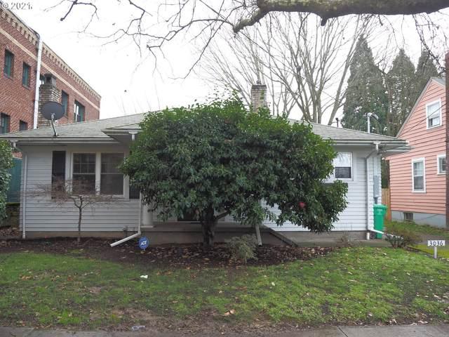 3036 NE Holladay St, Portland, OR 97232 (MLS #21042676) :: McKillion Real Estate Group