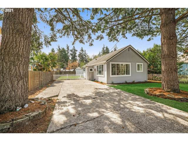 6710 SE May St, Milwaukie, OR 97222 (MLS #21042720) :: Next Home Realty Connection