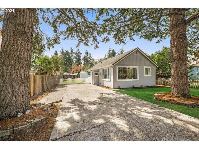 6710 SE May St, Milwaukie, OR 97222 (MLS #21042720) :: Premiere Property Group LLC