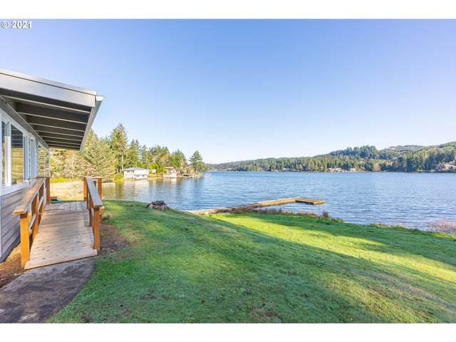 1640 NE Lake Cove Dr, Lincoln City, OR 97367 (MLS #21042725) :: Real Tour Property Group