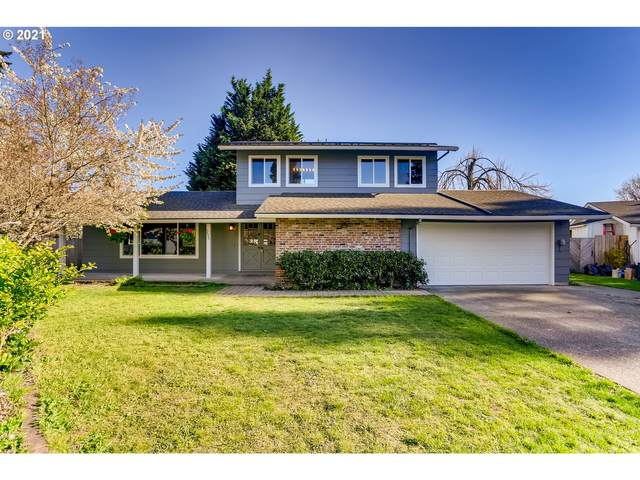 3600 NW 181ST Pl, Portland, OR 97229 (MLS #21042890) :: Premiere Property Group LLC