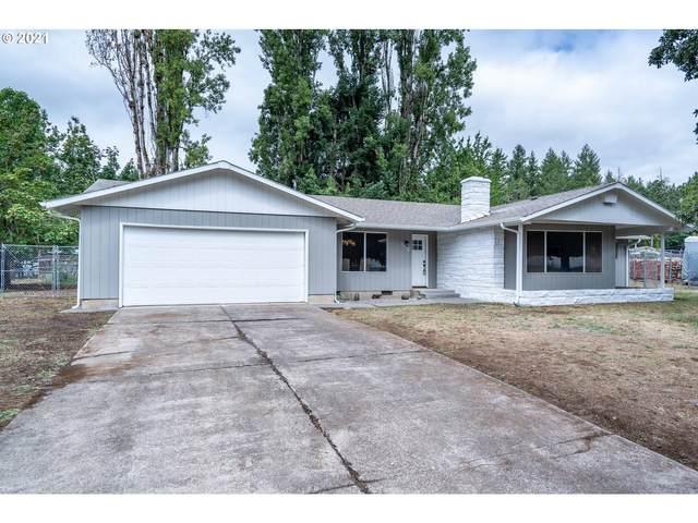 76574 Meadow Way, Oakridge, OR 97463 (MLS #21043065) :: Stellar Realty Northwest