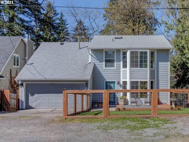 10411 SE Rex St, Portland, OR 97266 (MLS #21043150) :: Premiere Property Group LLC