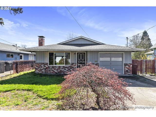 19121 Howell St, Gladstone, OR 97027 (MLS #21043593) :: Premiere Property Group LLC