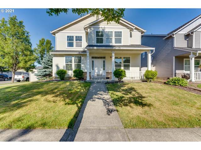 811 NW 21ST Ave, Battle Ground, WA 98604 (MLS #21043594) :: Cano Real Estate