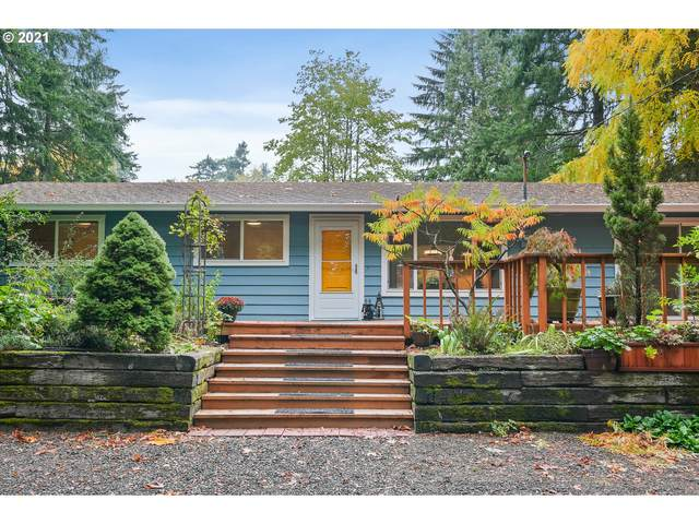 45 SW Collins St, Portland, OR 97219 (MLS #21043685) :: The Haas Real Estate Team