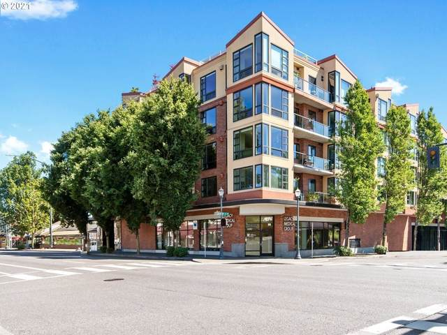 1620 NE Broadway St #608, Portland, OR 97232 (MLS #21044214) :: Next Home Realty Connection