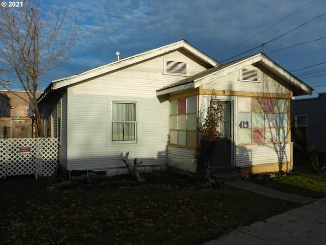 413 S 9TH St, Klamath Falls, OR 97601 (MLS #21044242) :: Fox Real Estate Group