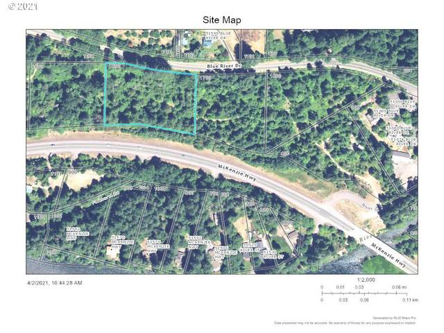 Mckenzie Hwy #01600, Blue River, OR 97413 (MLS #21044356) :: The Haas Real Estate Team
