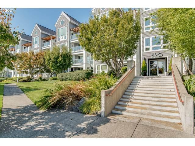 520 SE Columbia River Dr #115, Vancouver, WA 98661 (MLS #21044534) :: Coho Realty