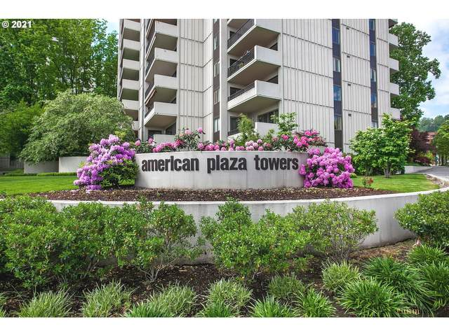 2309 SW 1ST Ave #144, Portland, OR 97201 (MLS #21044665) :: The Haas Real Estate Team