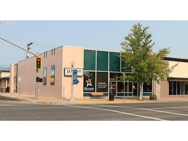 2001 Main St, Baker City, OR 97814 (MLS #21044865) :: Coho Realty