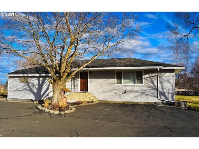 62111 Blackhawk Trail Ln, La Grande, OR 97850 (MLS #21044960) :: Lux Properties