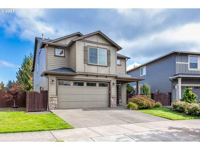 508 N Horns Corner Dr, Ridgefield, WA 98642 (MLS #21045014) :: Triple Oaks Realty