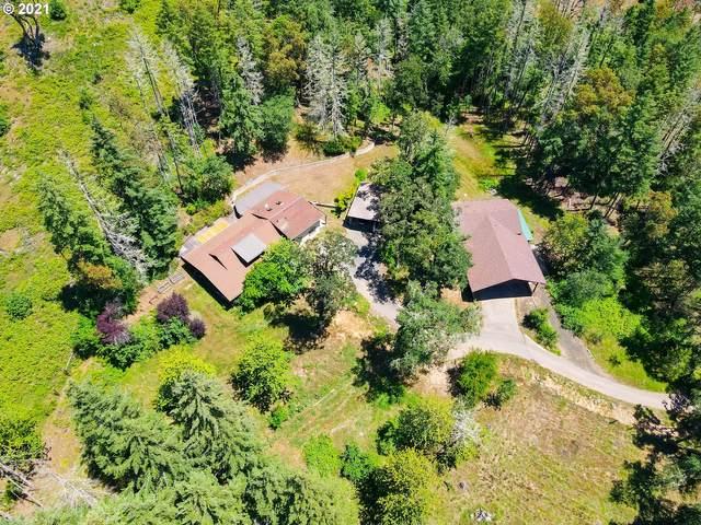 670 Cleveland Loop Dr, Roseburg, OR 97471 (MLS #21045032) :: Cano Real Estate