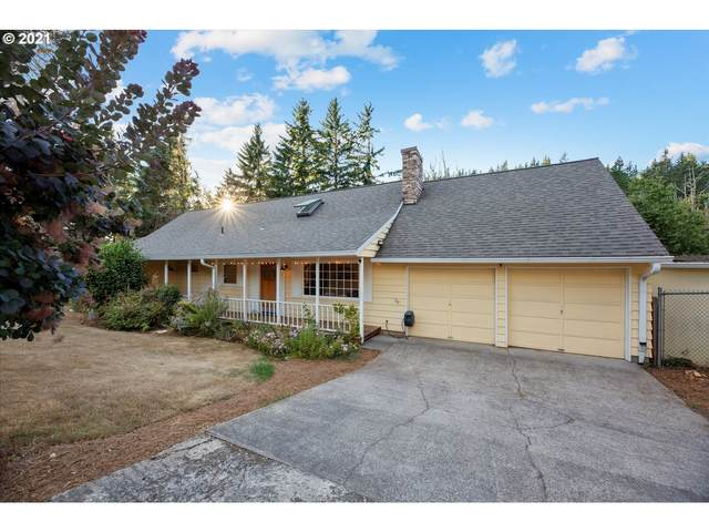 14011 SE Rust Way, Damascus, OR 97089 (MLS #21045161) :: Townsend Jarvis Group Real Estate