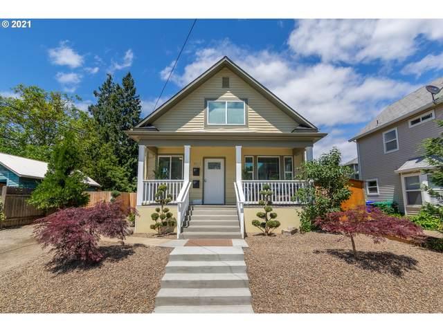 1023 N Jarrett St, Portland, OR 97217 (MLS #21045264) :: RE/MAX Integrity