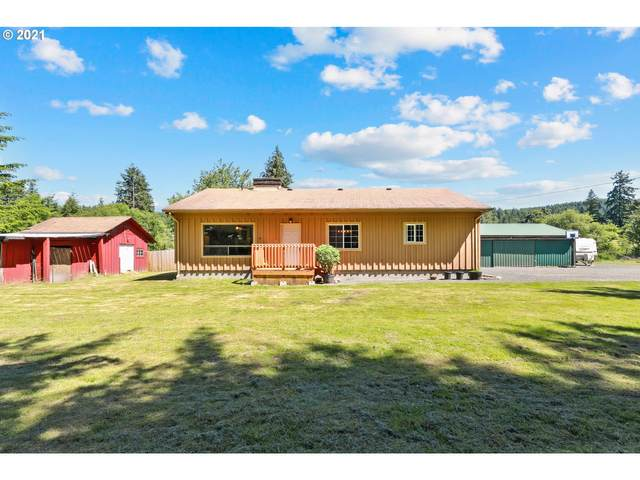 4838 Spirit Lake Hwy, Silver Lake , WA 98645 (MLS #21045375) :: Next Home Realty Connection