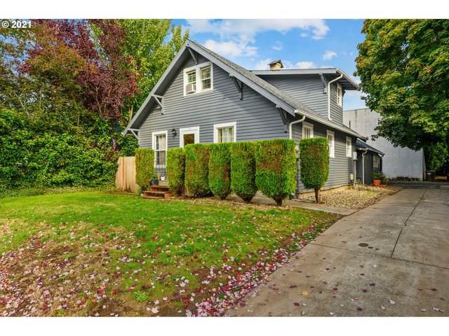 543 SE Washington St, Hillsboro, OR 97123 (MLS #21045514) :: Holdhusen Real Estate Group