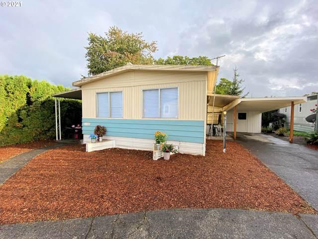 15509 SE Mill Plain Blvd #57, Vancouver, WA 98684 (MLS #21045573) :: Fox Real Estate Group
