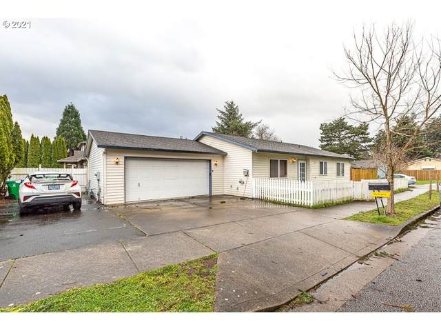 13828 SE Gladstone St, Portland, OR 97236 (MLS #21045895) :: Townsend Jarvis Group Real Estate
