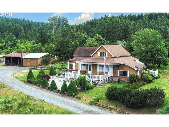18000 S Highway 211, Molalla, OR 97038 (MLS #21045966) :: Fox Real Estate Group